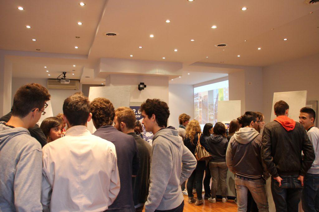 Scuole bergamasche all'Exhibition Lab