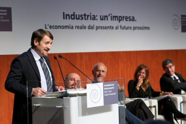 Industry: the ultimate long way driving the real economy