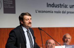 Giacomo Poretti al Convegno fondazione pesenti