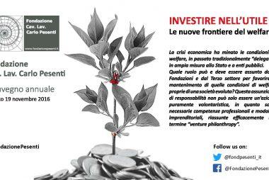 Programma Convegno annuale Fondazione