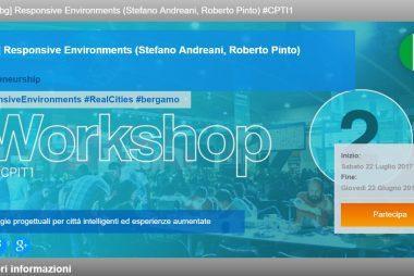Bergamo 2035 al Campus Party con Fondazione Pesenti