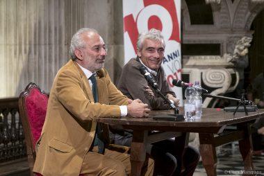 Dialogo tra Gad Lerner e Tito Boeri per Molte Fedi 2017