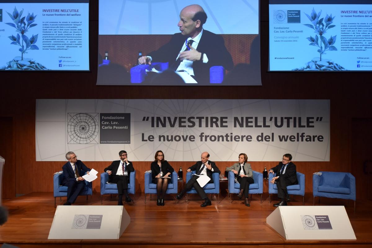 Convegno Fondazione 2016 Investire nell'Utile